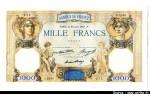47621 - 1000 FRANCS CERES & MERCURE - Type 1927