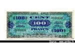 47698 - 100 FRANCS Verso