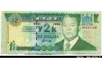 48418 - 2 Dollars Commémoratif Sir Pénala Ganilau Won Kim II Sung  *    *