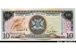 48477 - 10 Dollars Armoirie & Oiseau   *    *    *