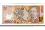 48725 - 100 000 Lei Nicolae Grigorescu      *      *  PROMO