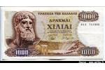 48939 - 1000 Drachmai Zeus