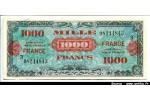 49722 - 1000 FRANCS Verso