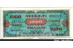 49725 - 1000 FRANCS Verso