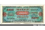 49726 - 1000 FRANCS Verso