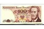 50003 - 100 Zlotych Ludwik Warynski     *   *    *