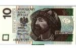 50005 - 10 Zlotych Roi Mieszko Ier    *    *    *