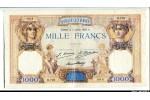 50042 - 1000 FRANCS CERES & MERCURE - Type 1927