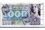 50064 - 1000 Francs Femme -allégorie danse macabre