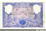 50690 - 100 FRANCS BLEU & ROSE - Type 1888