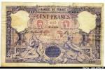 50691 - 100 FRANCS BLEU & ROSE - Type 1888