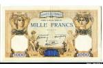 50872 - 1000 FRANCS CERES & MERCURE - Type 1927 modifié