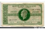 51003 - 1000 FRANCS (Marianne)chiffres maigres