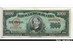51153 - 1000 Pesos Tomas Estrada Palma