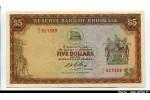 51552 - 5 Dollars Armoirie & Lions