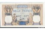 54266 - 1000 FRANCS CERES & MERCURE - Type 1927 modifié