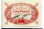 54356 - 5 FRANCS Cabasson Rouge