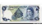 54915 - 1 Dollar Elizabeth II & Poisson Corail   Loi 1971