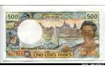 55045 - 500 Francs Pêcheur   I.E.O.M   NOUMEA   Z.1