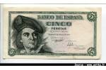 55190 - 5 Pesetas Juan S.Elcano