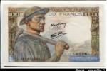 56339 - 10 FRANCS MINEUR - type 1941