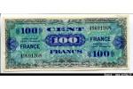 56579 - 100 FRANCS Verso