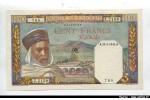 57528 - 100 Frs Notable algérien PROMO