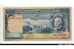 57555 - 1000 Escudos Americo Tomas