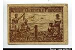 57593 - 1 Franc Papier brun Pêcheurs