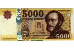57792 - 5000 Forint Itsvan Széchenyl