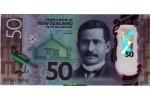 58106 - 50 Dollars Polymère Sir Apirana Ngata    *    *
