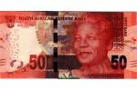 58121 - 50 Rand Nelson Mandela  & Lion   *   *   *   *   *