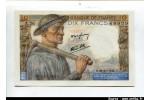 58482 - 10 FRANCS MINEUR - type 1941