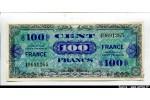 58738 - 100 FRANCS Verso