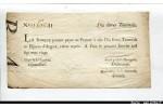 58762 - 10 Livres Tournois
