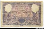 59286 - 100 FRANCS BLEU & ROSE - Type 1888