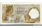 59909 - 100 FRANCS SULLY - Type 1939