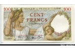 59910 - 100 FRANCS SULLY - Type 1939