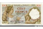 59923 - 100 FRANCS SULLY - Type 1939
