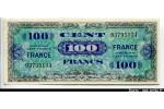 60092 - 100 FRANCS Verso