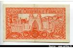 60110 - 0,50 FRANC Rouge pâle