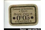 60195 - 0fr-05 Chambre Commerce ORAN