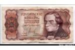 61394 - 500 Schilling Josef Ressel     *     *