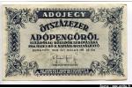 61503 - 500 000 Otszazezer Adopengo  PROMO