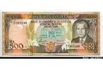 61520 - 500 Rupees Sir A.Jugnaurh