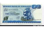 61756 - 2 Dollars Roche de Chiremba