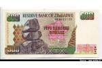 61757 - 500 Dollars Roche de Chiremba    *     *   *