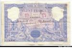 62005 - 100 FRANCS BLEU & ROSE - Type 1888
