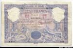 62006 - 100 FRANCS BLEU & ROSE - Type 1888