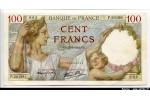 62014 - 100 FRANCS SULLY - Type 1939